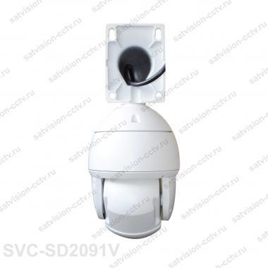 Поворотная AHD видеокамера SVC-SD2091V 1.3 Мп варифокал