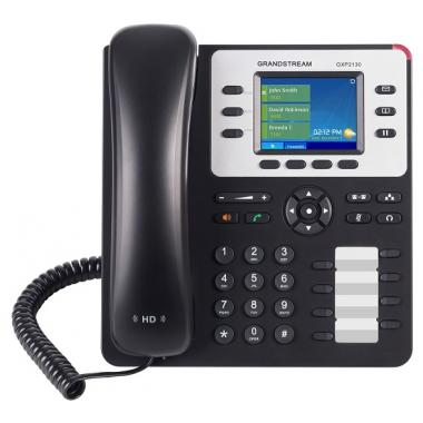 IP-телефон Grandstream GXP-2130 POE цветной