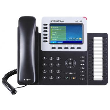 IP-телефон Grandstream GXP-2160 POE цветной