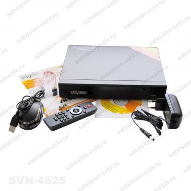 Сетевой видеорегистратор SVN-4625 4 канала
