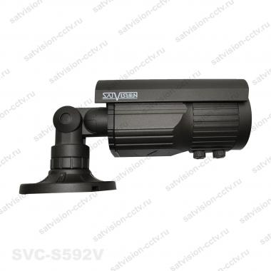 Уличная AHD видеокамера SVC-S592V 2 Мп варифокал