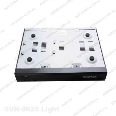Сетевой видеорегистратор SVN-6625 LIGHT 16 каналов