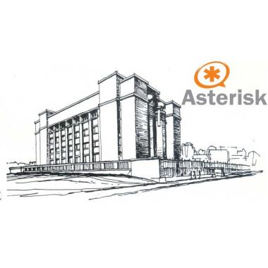 Сервер IP телефонии Asterisk Production