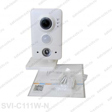 Миниатюрная IP видеокамера SVI-C111W-N