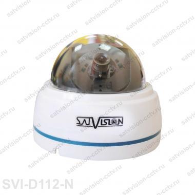 Купольная IP видеокамера SVI-D112-N POE 1.3 Мп