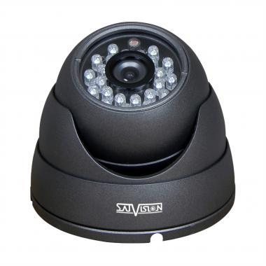 Антивандальная купольная AHD видеокамера SVC-D292 2 Мп