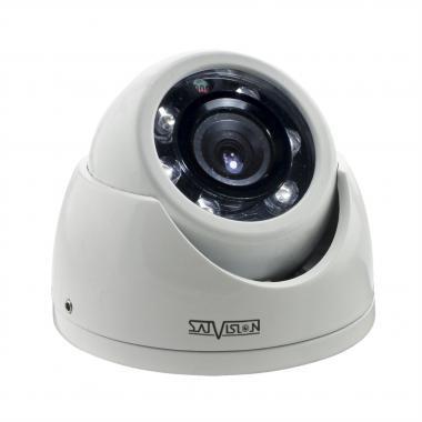 Антивандальная купольная AHD видеокамера SVC-D792 2 Мп