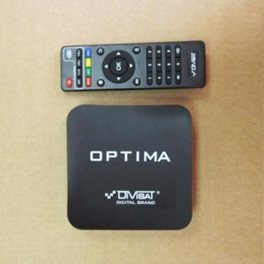 Андроид смарт приставка Divisat Optima
