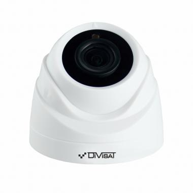 Купольная  IP видеокамера DVI-D111 1 Мп