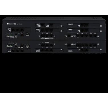 IP АТС Panasonic KX-NS500RU Базовый блок 6 внешних/18 внутренних линий