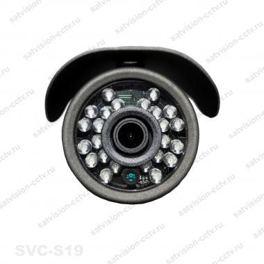 Уличная AHD видеокамера SVC-S19 1 Мп