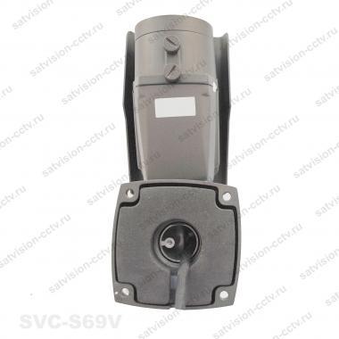 Уличная AHD видеокамера SVC-S69V 1 Мп варифокал