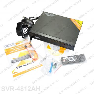 Видеорегистратор SVR-4812AH