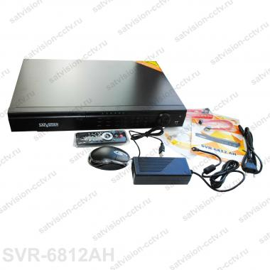 Видеорегистратор SVR-6812AH