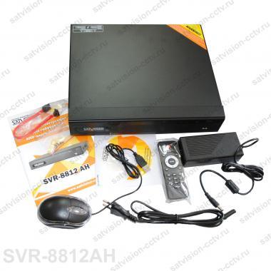 Видеорегистратор SVR-8812AH