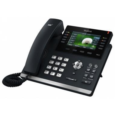 IP-телефон YEALINK SIP-T46G цветной